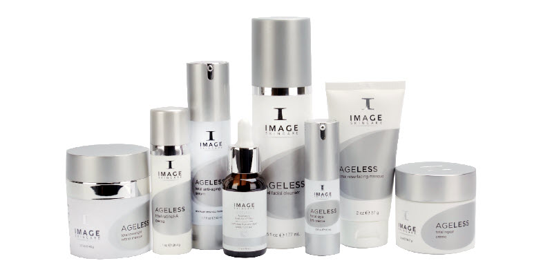 Ageless Collection Image Skincare